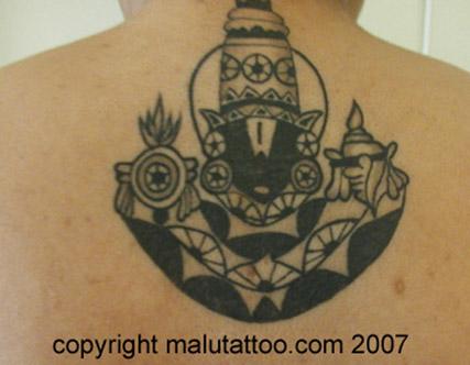 Tribal Tattoos On Back